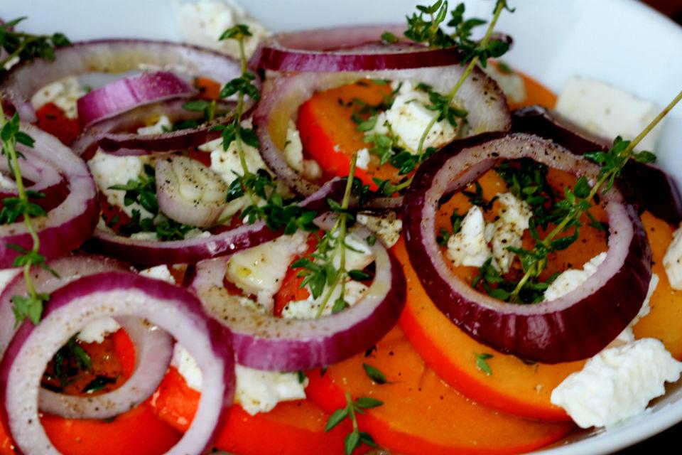 Salad e Khormaloo