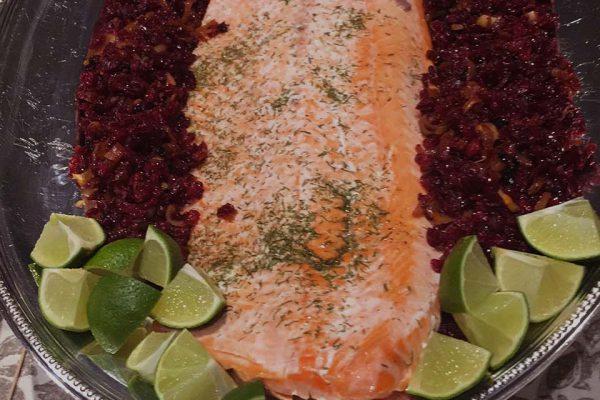 Salmon Hita