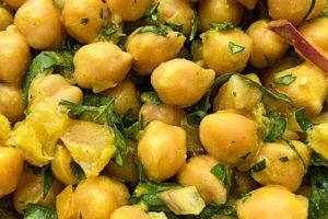Chick Pea Salad (2)